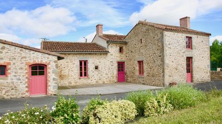 House for sale in Deux Sevres with Beaux Villages - details below