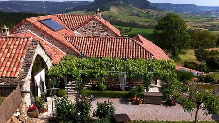 This beautiful farmhouse being run as a holiday business uses solar panels for water heating. Read m