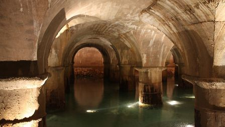 The Bassin Filtrant at the Usine des Eaux. Pic: Otourly/CC BY SA 3.0