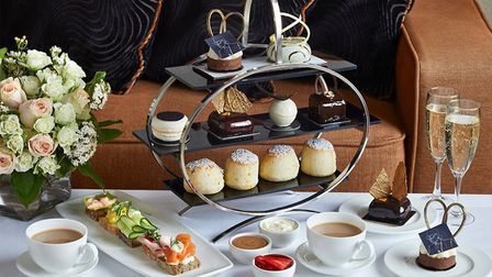 A Chanel-themed afternoon tea will be served at the London Hilton on Park Lane during London Fashion