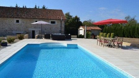Property for sale near Poitiers