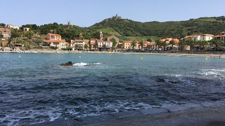 Look on the bright side of life in the colourful coastal town of Collioure