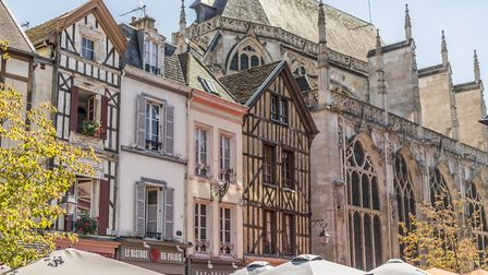 The beautiful historic heart of Troyes. Pic: Laurent Lempens/Troyes Champagne Tourisme