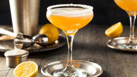 Try Cointreau in a Sidecar cocktail © bhofack2 Getty Images