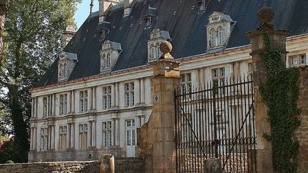 The beautiful chateau of Montigny is part of the new national park. Pic: Jean Marie Gosse