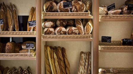 You can't beat a trip to a proper French bakery. Pic: Zona/iStock/Getty