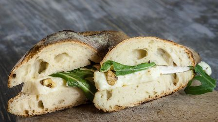 Pair your baguette with some traditional Brie de Meaux. Pic: BalkansCat/iStock/Getty
