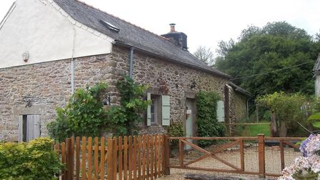 Cottage in Huelgoat for sale with La Residence