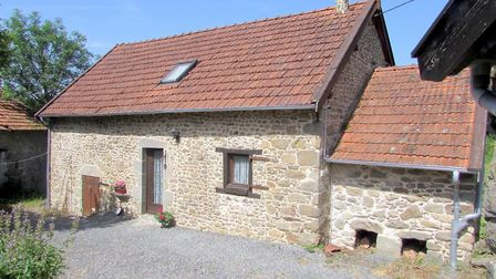 House with land in Creuse for sale with Leggett