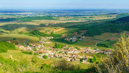 Burgundy is another stopping point on Rick Stein's journey through France ©RnDmS Getty Images