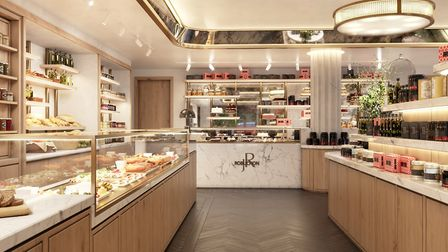 Le Deli Robuchon in Piccadilly has take-away options and a patisserie