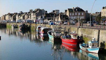 The pretty seaside town of Sainte-Vaast-la-Hougue was voted France's favourite village (c) Patrick