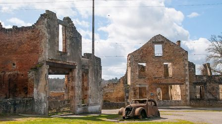 Oradour-sur-Glane is an abandoned village with a tragic past. Pic: Arocas/iStock/Getty