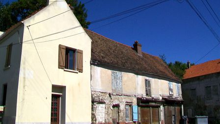 More boarded-up houses in Vieux-Pays. Pic: P Poschadel/Wikimedia