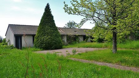 Courbefy, the Haute-Vienne village left to decay. Pic: Babsy/Wikimedia