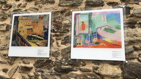 Picasso and Matisse were among the painters drawn to Collioure (c) Vicky Leigh