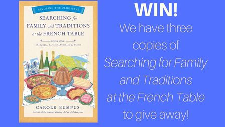 Win! Searching for Family and Traditions at the French Table