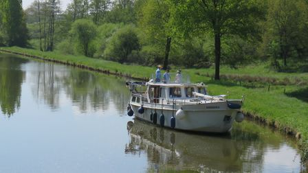 Run a successful boat brokerage in France and travel by waterway to some of the country's most beaut