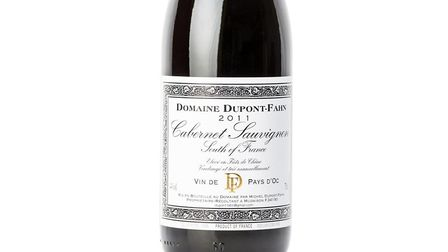 Michel Dupont Fahn Cabernet Sauvignon 2017 from Winebuyers