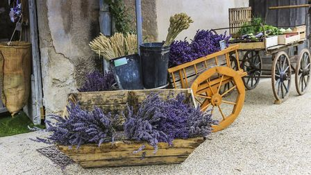 Lavender is a staple of Provencal markets (c) Michelle Silke - Getty Images