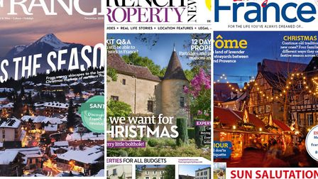 Enjoy a glass of wine with your magazine subscription