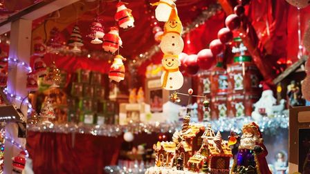 The sights, sounds and smells of Paris' Christmas market will leave you spellbound. Pic: Anyaberkut/