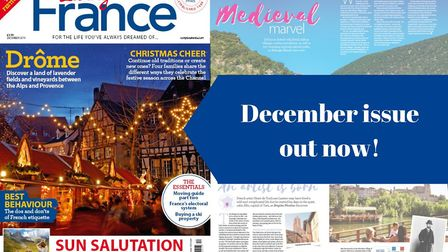 December 2019 issue out now