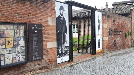 The Toulouse-Lautrec Museum in Albi