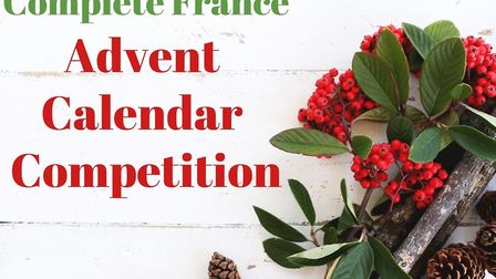 We've got 24 fantastic French prizes to give away in the run-up to Christmas