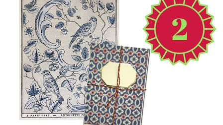 Win a French print and notebook from The Shop Floor Project