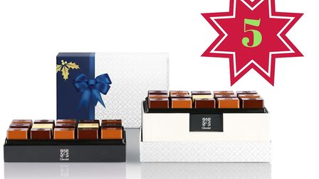 Win this box of French chocolates from zChocolat
