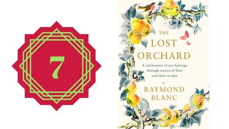 Win a copy of Raymond Blanc's The Lost Orchard