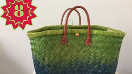 Win a French market basket from French Bliss