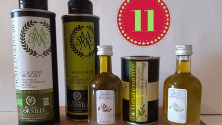Win a gift set of Provence olive oil from Olivence