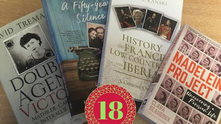 Win a bundle of French history books