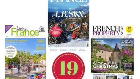 Win a subscription to one of our French magazines
