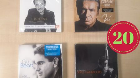 Win a bundle of French CDs