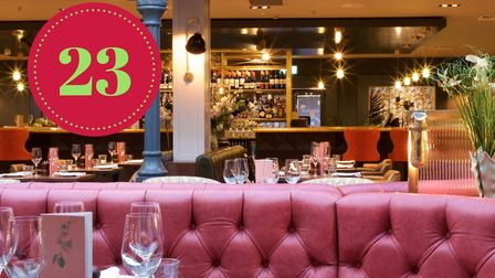 Win a three-course meal for two at Brasserie Blanc