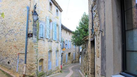 A street in Grignan (c) Eric Bascol Getty Images