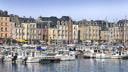 Port and town of Dieppe (c) Musat/Getty Images
