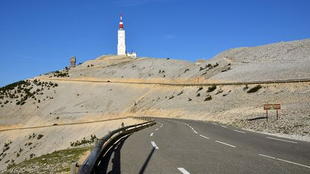 Mont Ventoux, the Giant of Provence. Pic: BlueBreezeWiki