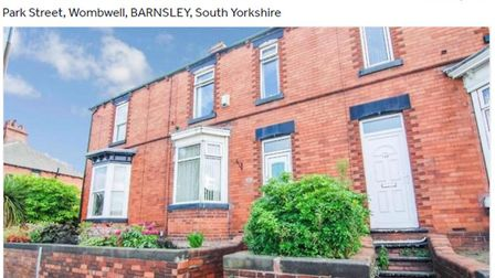 Property for sale in Barnsley found on Rightmove ©Rightmove