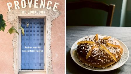 Provence The Cookbook by Caroline Rimbert Craig is published by Kyle Books (c) Susan Bell