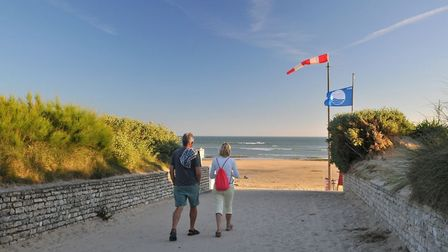 The beautiful beaches of the Ile de Re are on your doorstep in this fantastic island break with Sune