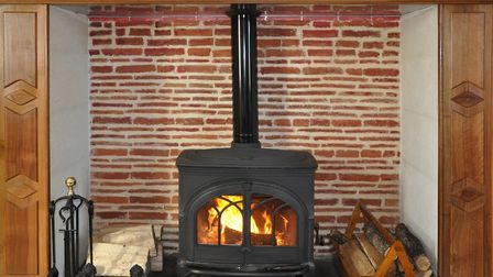 Woodburners look lovely in country homes, but they do need proper maintenance (c) Delphine Poggianti