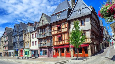 Lannion, Brittany (c) Xantana / Getty Images