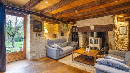 Property in Dordogne on the market with Sextant