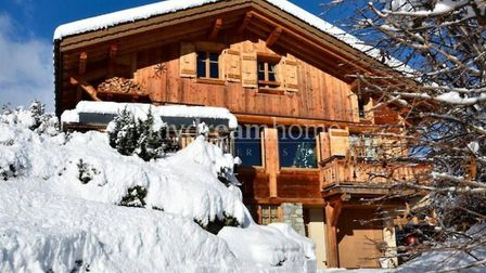 Property in Combloux on the market with My Dream Home Alps
