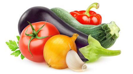 Ratatouille is full of colourful vegetables ©photomaru Getty Images