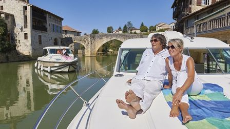 You don't even need to have ever set foot on a boat before to enjoy these fabulous French boating br